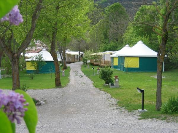 Camping les Prés