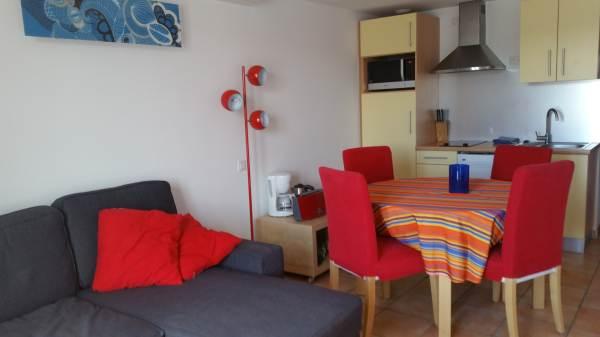 Appartement le Jonque