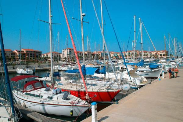 Port d'Argelès-sur-Mer