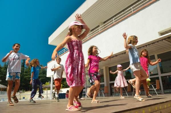 Village Club Enfants Argelès-sur-Mer
