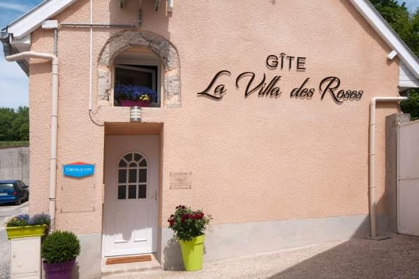 La Villa les Roses, ancienne grange rénovée
