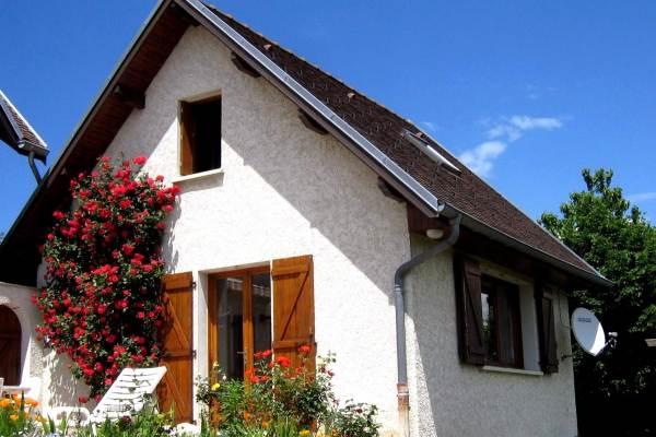 petite maison indépendante : Gîte pour 6 personnes (miribel les echelles, Chartreuse)