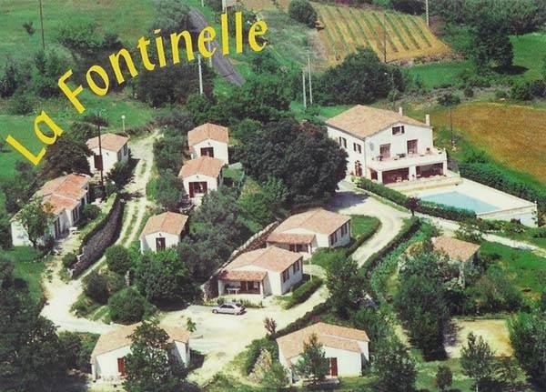 VILLAGE DE GITES LA FONTINELLE