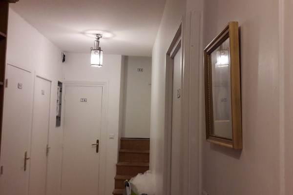 8 chambres pour vous accueillir, des sanitaires neufs
