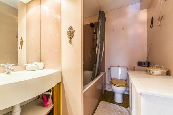 salle de bain privee grande chambre