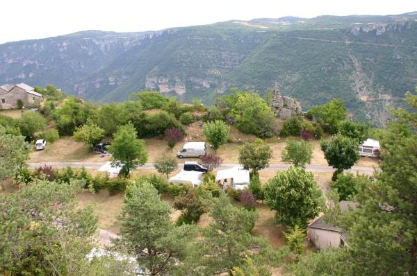 Camping municipal Aux Portes du Sauveterre