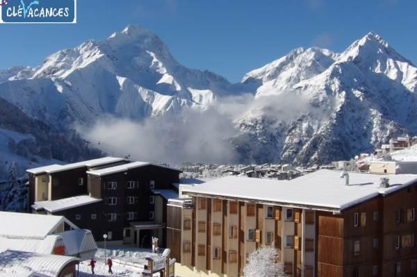 ECRINS 6 E4 :  Joli studio 4 à 5 personnes (station les 2 Alpes)