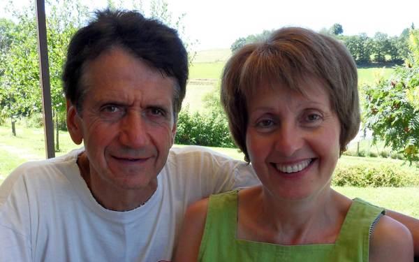 Nicole et Gérard, vos hôtes