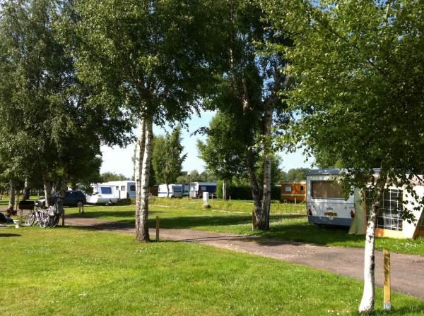 Camping Les portes de la Baie de Somme