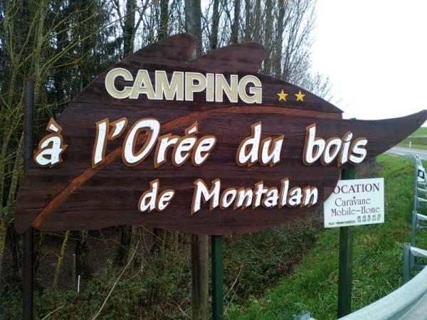 A l'Orée du Bois de Montalan