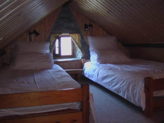 Dormitory in the attic