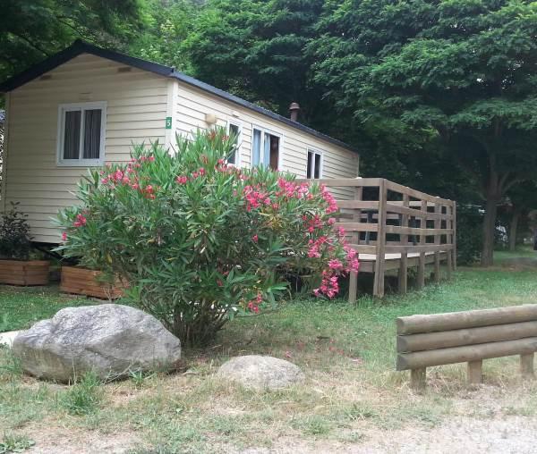 Camping Mas de Lastourg