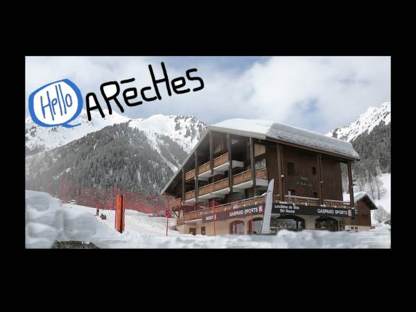 HELLO ARECHES