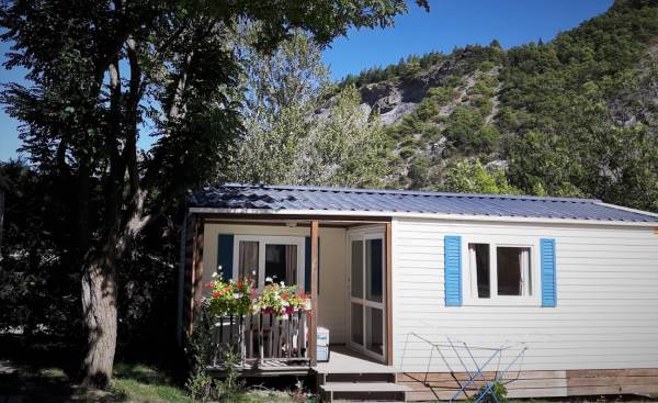 Camping New Rabioux CHATEAUROUX LES ALPES