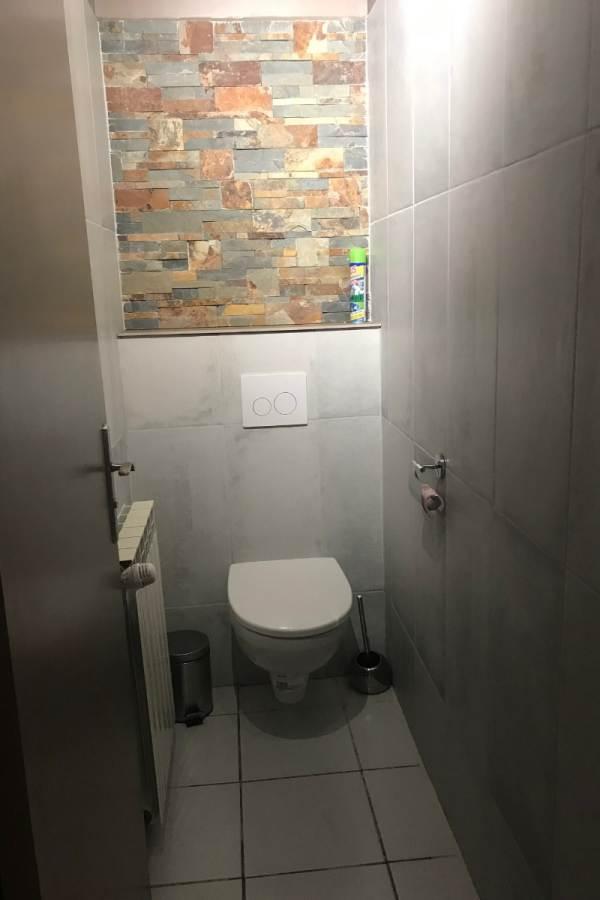 WC indépendant au Gîte de Roudoulouse